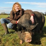 Walkers Are Welcome patron, Kate Humble