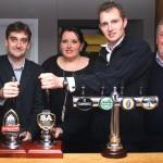 Sonia Chiplin, Nick Ramsay AM, Natalie Chiplin, David Davies MP & John Chiplin at the re-opening