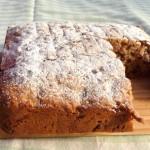 Garden Apple Cake