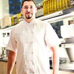Marcus Verberne, Head Chef at 'Roast'