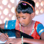 An Indian girl is the most recent benefiary of the Soroptimists' individual education scheme